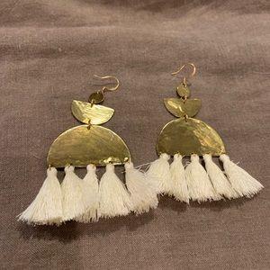 Jewelry - Tassel Earrings!